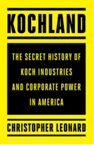 Cover of Kochland by Christopher Leonard