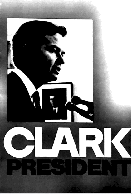 1980 Clark-Koch Position Statement Pamphlet Calling for the Abolition of the U.S. Department of Energy and More