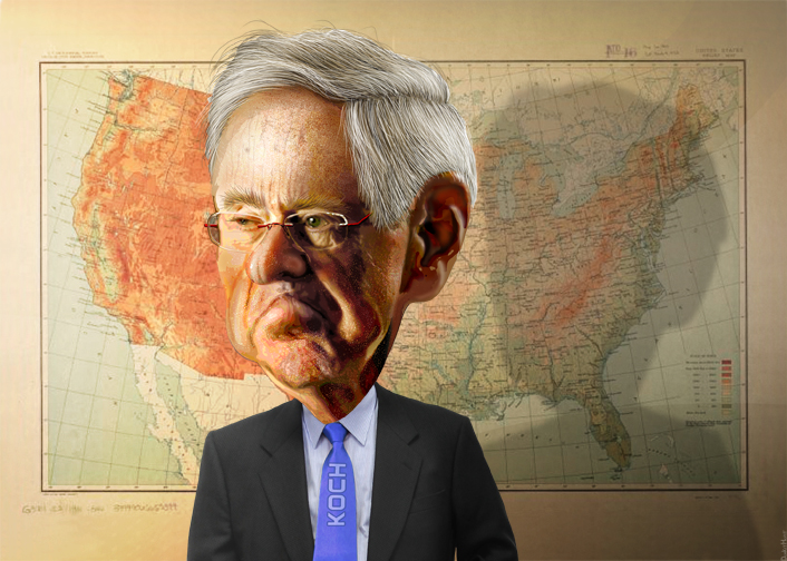 Lisa Graves: Charles Koch's Radical Free Market Ideology Is Not a Symptom of America's Disastrous Response to COVID-19. It's a Cause.