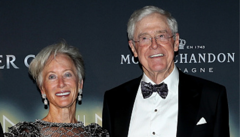 New Documents Show Charles Koch's Fortune Subsidizing Attacks on Election Laws Since 1970s